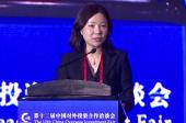 王采宜--第十二届中国对外投资合作洽谈会